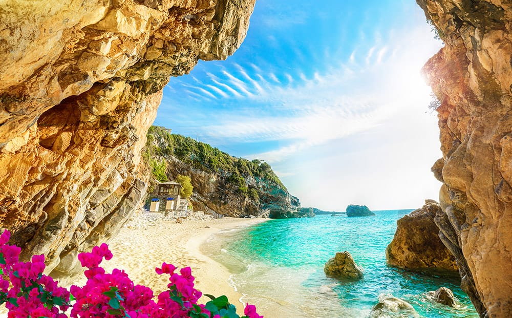 Norwegian Greek Island Cruises to Corfu, Greece