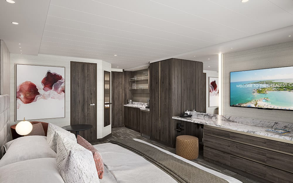 Norwegian Epic Staterooms - The Haven