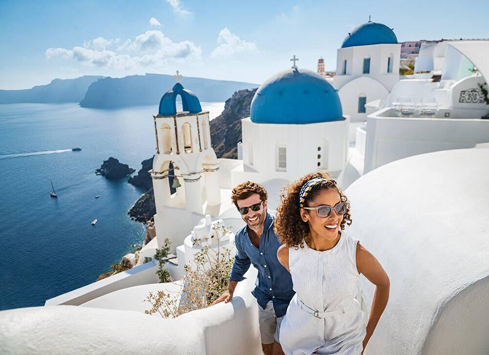 Norwegian Cruises to Santorini