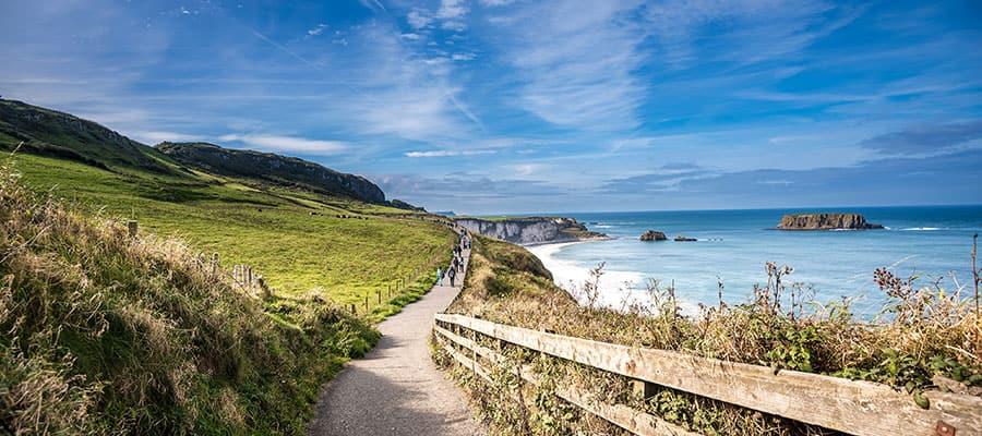 Costa norte del condado de Antrim