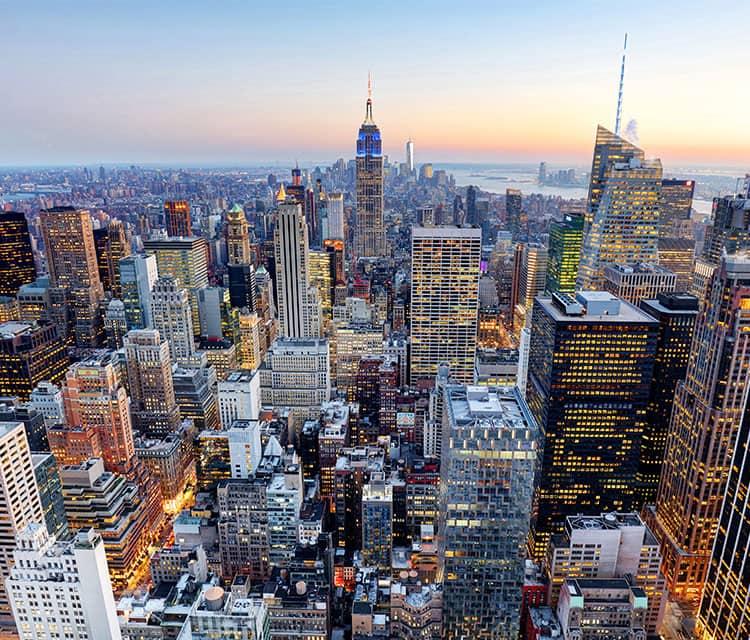 Cruceros desde Nueva York, Nueva York
