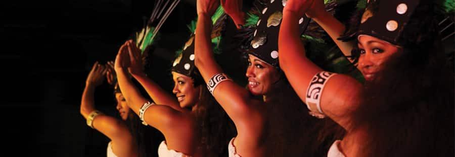 Hawaiian Luau Slot Tournament