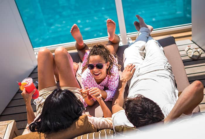 On Board Family Spaces