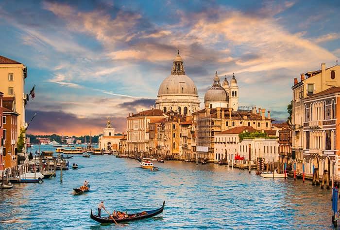 Italy Cruises from Venice