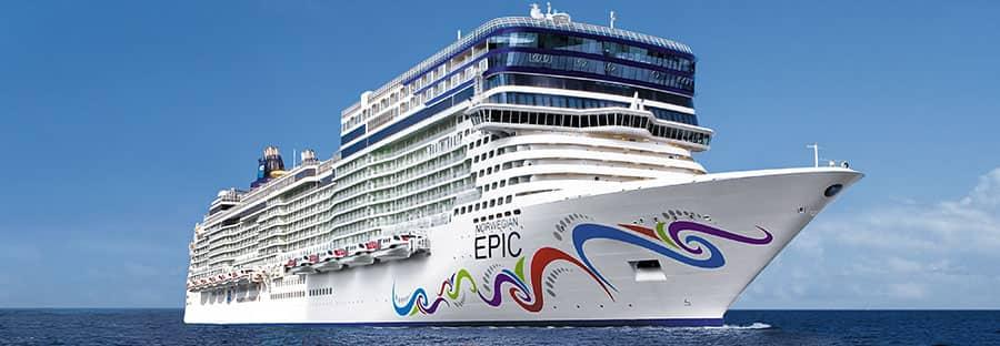 Cruise to Italy on Norwegian Epic