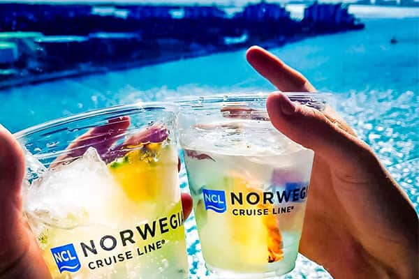 Toast to your cruise