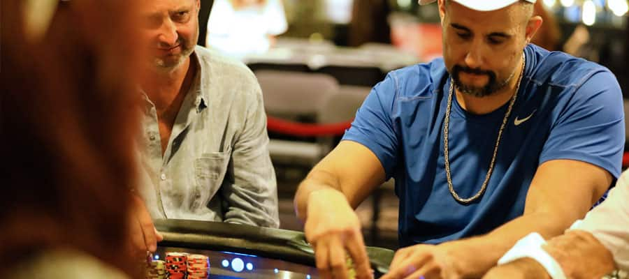 Poker Challenge 8