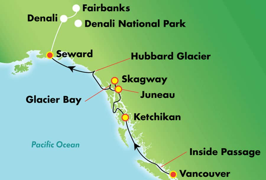 11-Day Fairbanks Denali Express