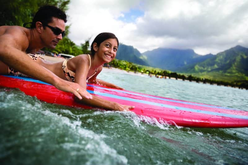 Learn to Surf in Hawaii