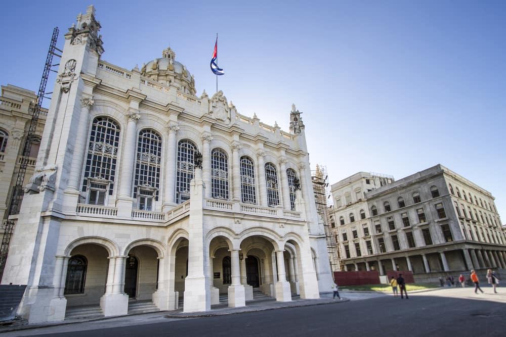 Museo de la Revolución - Cuba