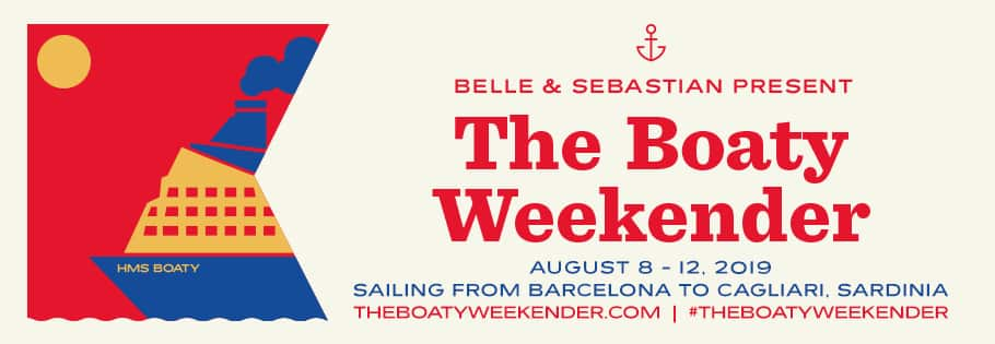 The Boaty Weekender