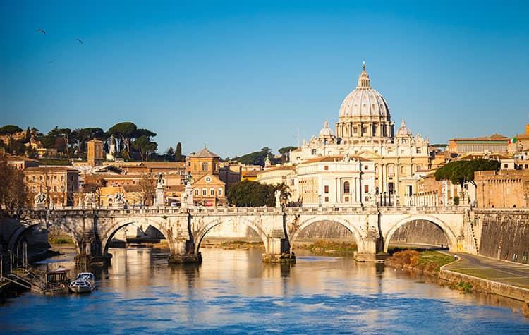 Cruzeiros na Itália