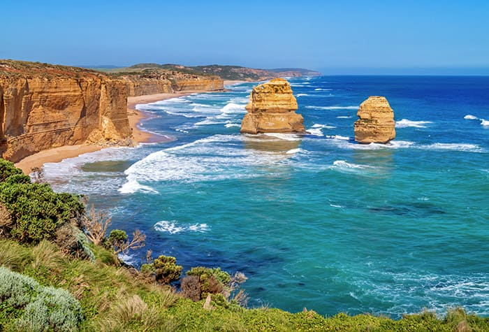 Cruzeiros na Austrália