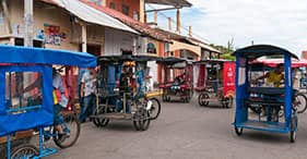 Corinto, Nicarágua