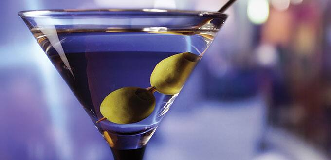 Speakeasy Martini