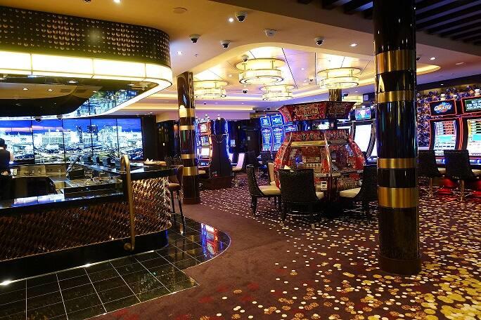 Norwegian Bliss Casino
