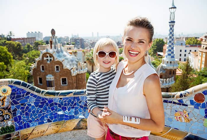 Family Cruise to Barcelona
