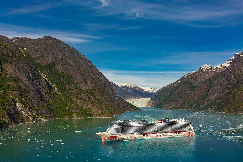 Norwegian Joy to Join Sister Ship Norwegian Bliss in Alaska Beginning Spring 2019