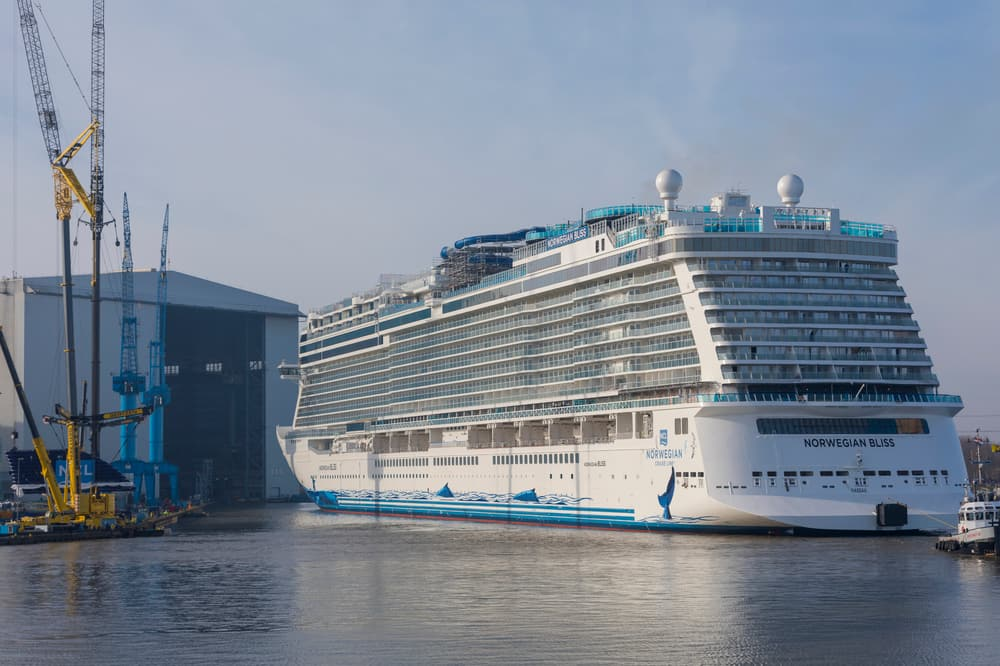 Norwegian Bliss - Meyer Werft