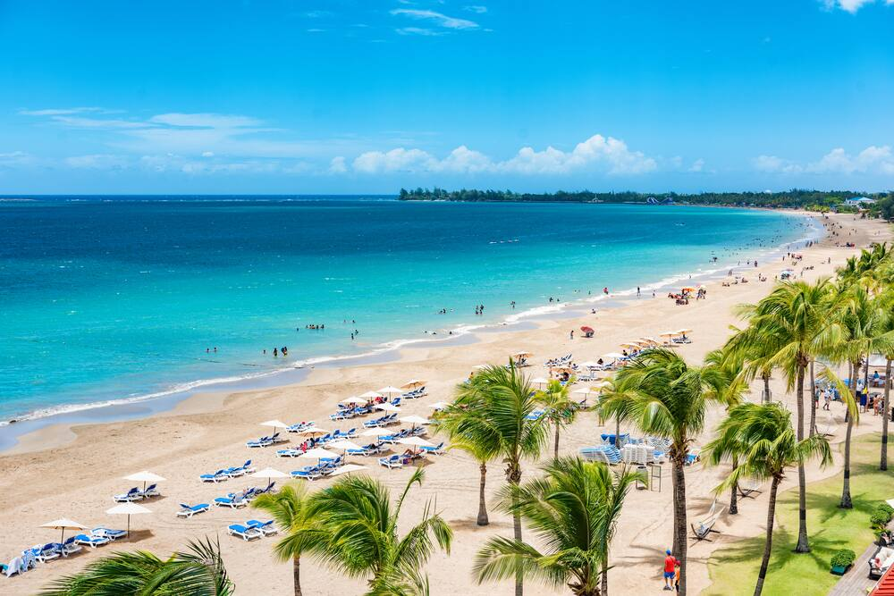 Visit San Juan's Beautiful Beaches on a Caribbean Cruise with Norwegian