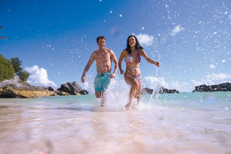 Bermuda Honeymoon