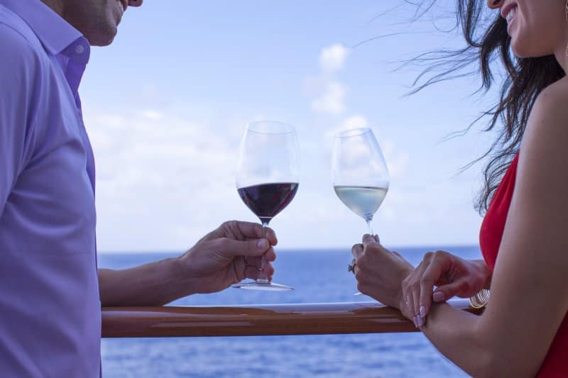 Vow Renewals at Sea