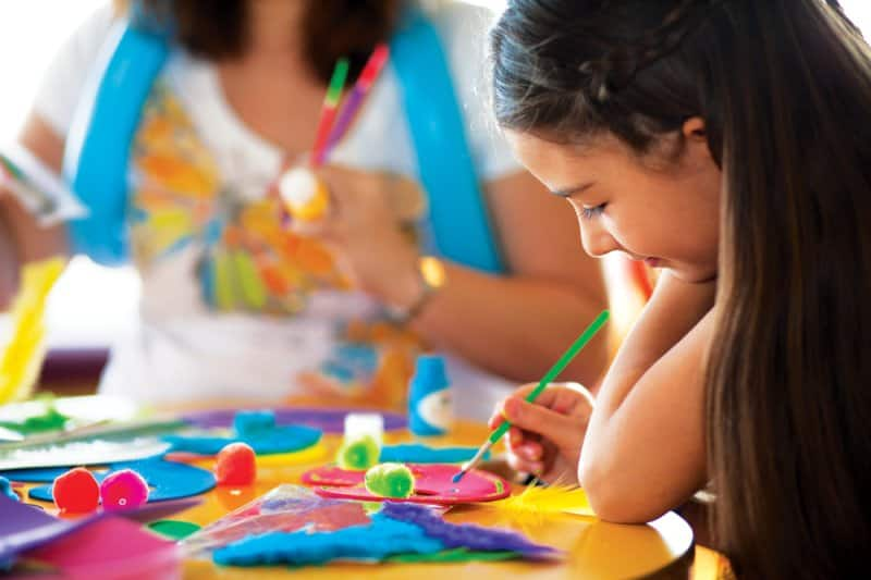 Splash Academy Arts & Crafts
