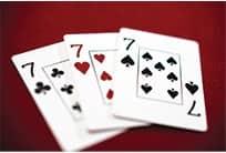 Pôquer de três cartas