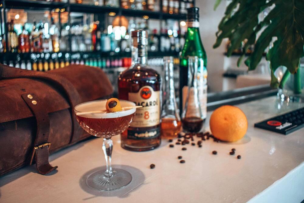 Norwegian Bliss Head Mixologist Shares Bacardi Cocktail Recipe
