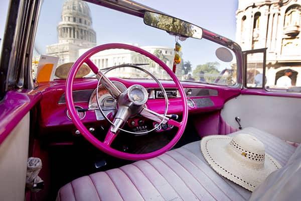 Drive around Cuba