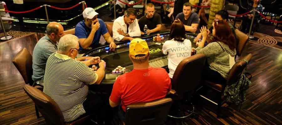 Poker Challenge 6