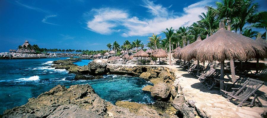 Xcaret Lagoon on your Caribbean cruise