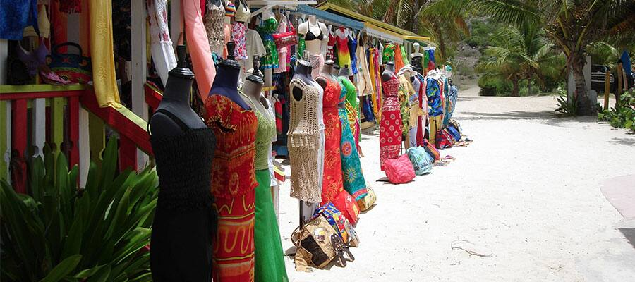 Shop on your Caribbean cruise