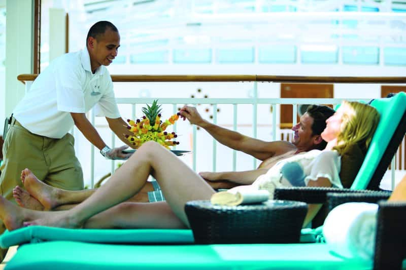 Honeymoon Cruise on The Haven by Norwegian
