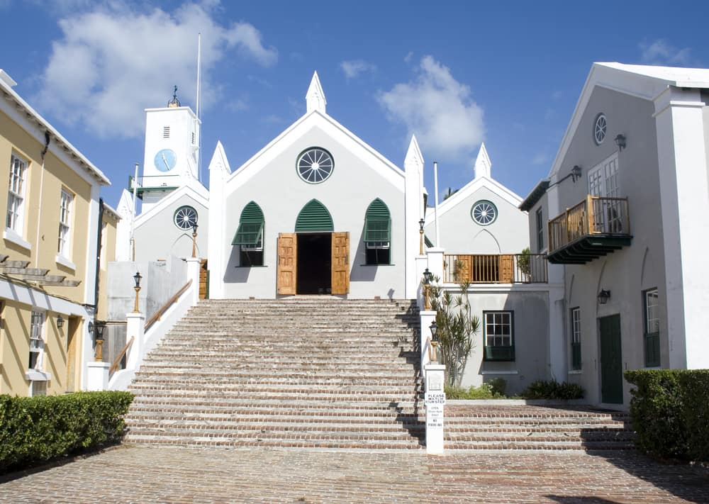 Visit St. Peter's Church on Cruise to Bermuda with Norwegian