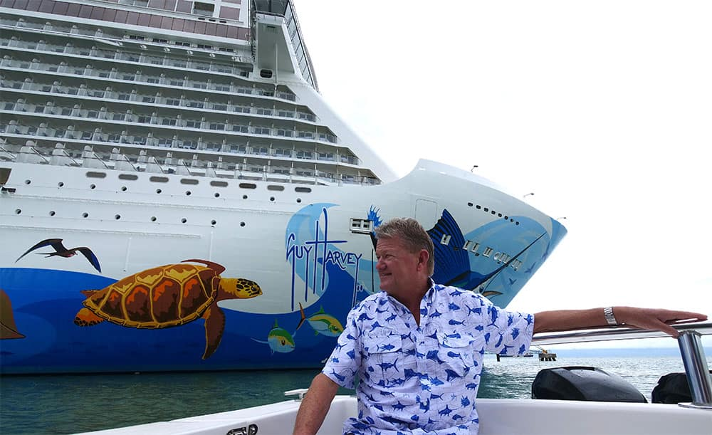 Guy Harvey's 2018 Conservation Cruise on Norwegian Escape