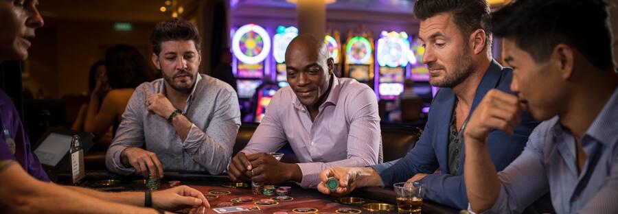 Tournoi principal Poker Challenge