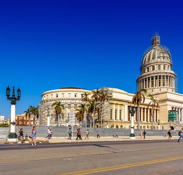 Aubaines sur une croisière de dernière minute à Cuba de Miami et d'Orlando