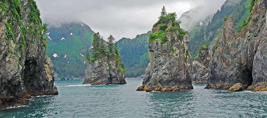 Seward lors de votre croisière en Alaska