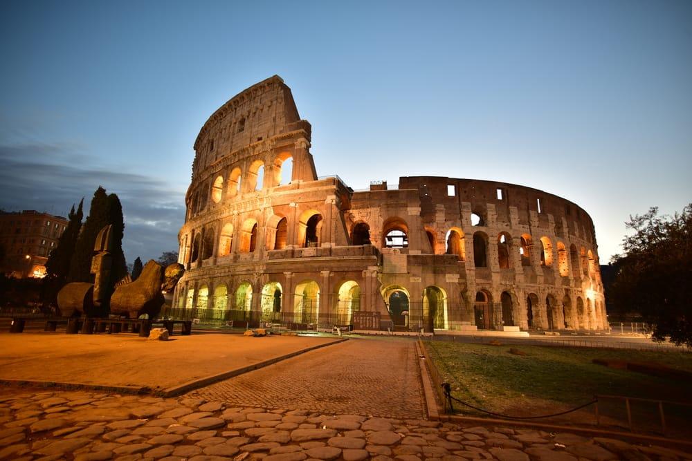 Rome Europe Cruise