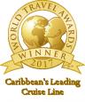 Meilleur croisiériste des Caraïbes (2013 – 2017)