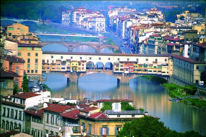 Cruise to Florence, Italy