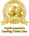 Meilleur croisiériste d'Amérique du Nord (2016 – 2017)