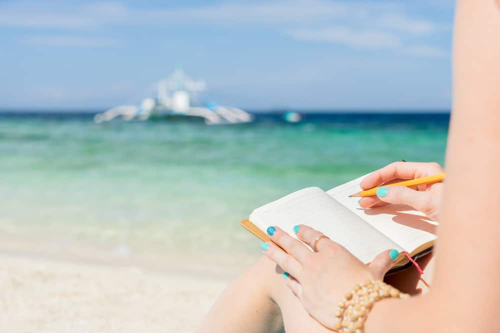 10 Tips for Journaling Your Next Cruise Vacation