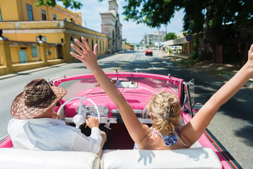 Cuba Honeymoon Cruise