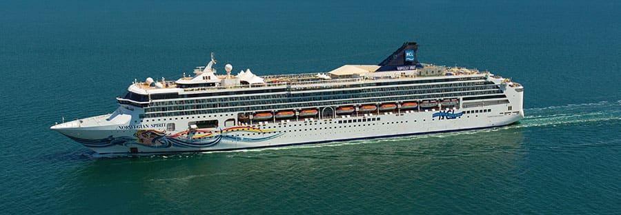 Cruises to Spain on Norwegian Spirit