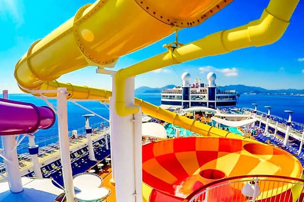 Celebrating Special Occasions with a Cruise