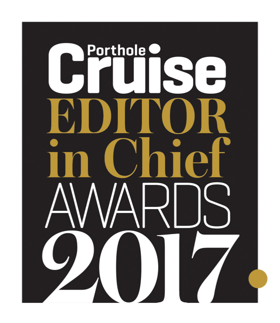 """Editor-in-Chief Award 2017: """"Best New Cruise Port"""" (Harvest Caye)"""