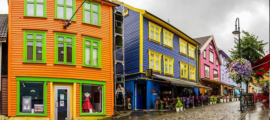 Kreuzfahrten nach Stavanger