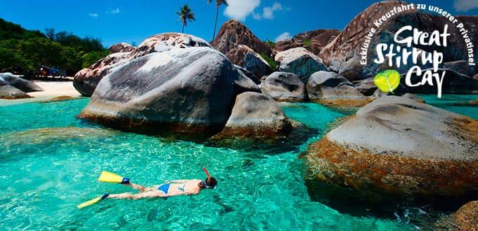 7 Tage Östliche Karibik ab Port Canaveral (Orlando) – Fly & Cruise